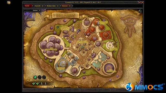 wow mining guide legion