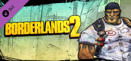 Borderlands 2: Gunzerker Greasy Grunt Pack