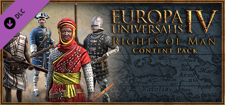 Content Pack - Europa Universalis IV: Rights of Man