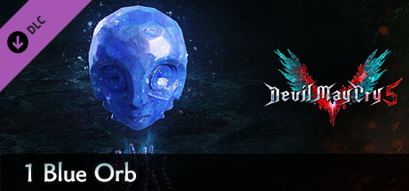 Devil May Cry 5 - 1 Blue Orb
