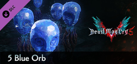Devil May Cry 5 - 5 Blue Orbs