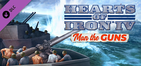 Expansion - Hearts of Iron IV: Man the Guns