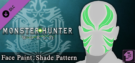 Monster Hunter: World - Face Paint: Shade Pattern