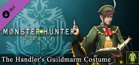 Monster Hunter: World - The Handler's Guildmarm Costume