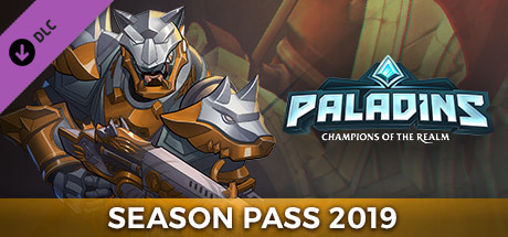 Paladins - Season Pass 2019