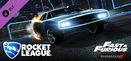 Rocket League® – Fast & Furious™ '70 Dodge® Charger R/T