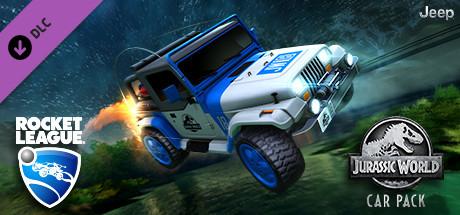 Rocket League® - Jurassic World™ Car Pack