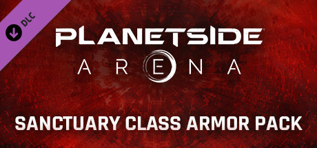 Sanctuary Class Armor Pack
