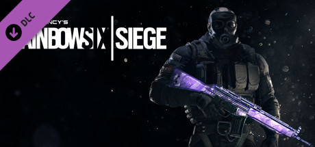 Tom Clancy's Rainbow Six® Siege - Amethyst Weapon Skin
