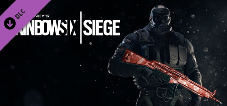 Tom Clancy's Rainbow Six® Siege - Ruby Weapon Skin