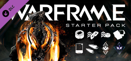 Warframe Starter Pack